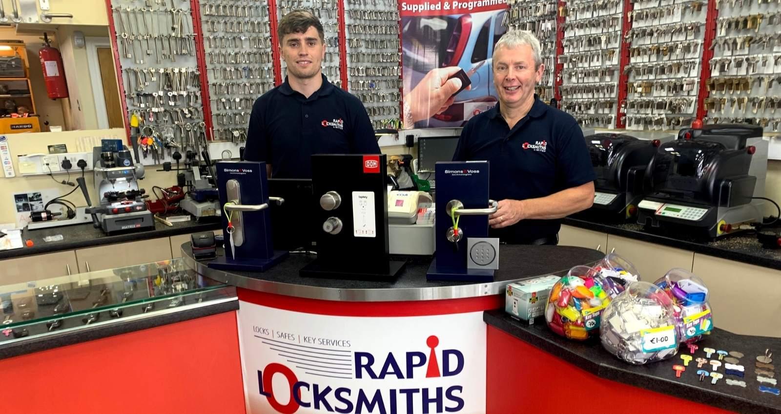 Rapid Locksmiths Limited in Wexford
